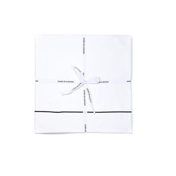 Obliečka na perinu Satin White, 140x200 cm