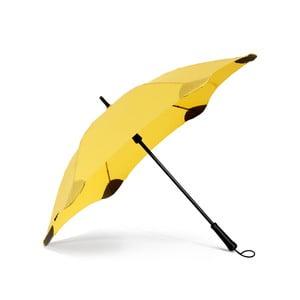 Vysoko odolný dáždnik Blunt Lite 110 cm, žltý