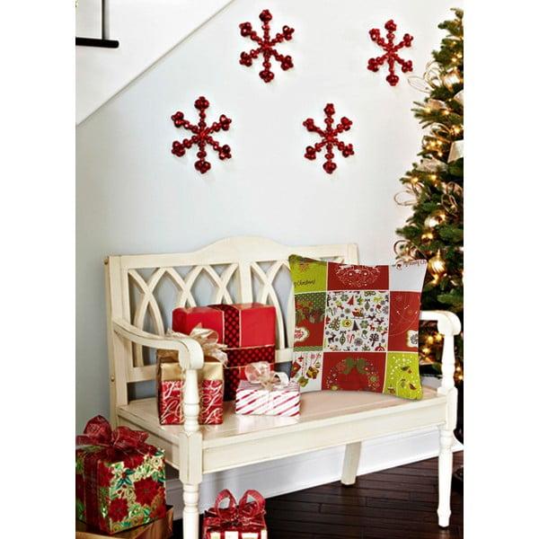 Vankúš Christmas V11, 45x45 cm