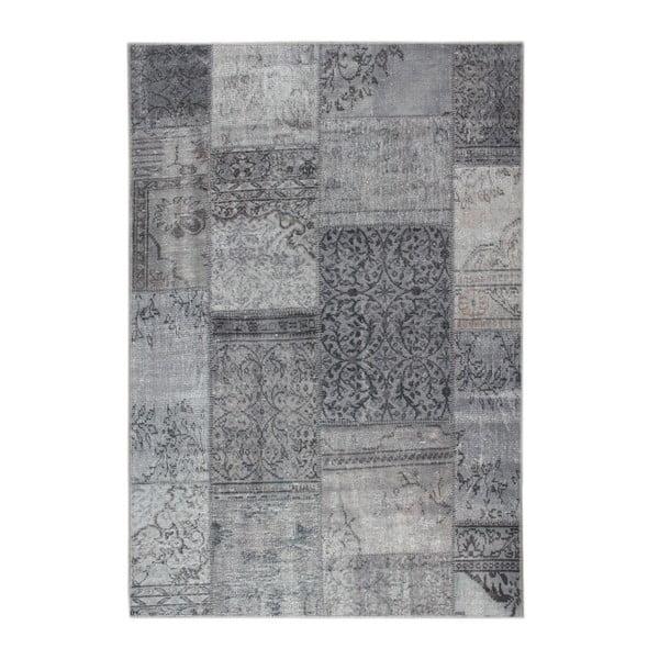 Sivý koberec Eko Rugs Esinam, 120 x 180 cm