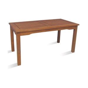 Vonkajší stôl z eukalyptového dreva Crido Consulting Panda