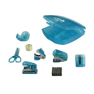 Sada modrých školských potrieb TINC Tonkin Mini