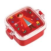 Desiatový minibox s motívom Červenej Čiapočky Rex London Red Riding Hood