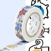 Washi páska MT Masking Tape Baby Mikey