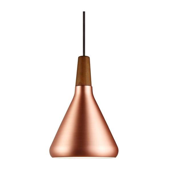 Medené závesné svietidlo Nordlux Float