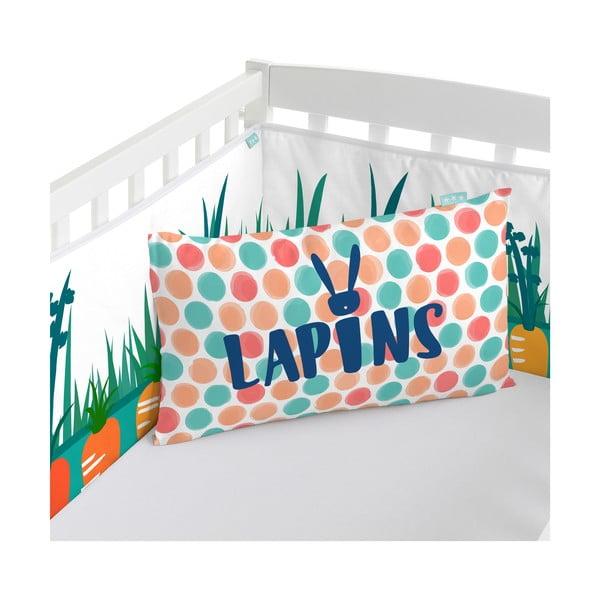 Výstelka do postele Lapins, 70x70x70 cm