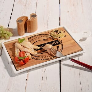 Bambusová doštička na servírovanie Special Foods