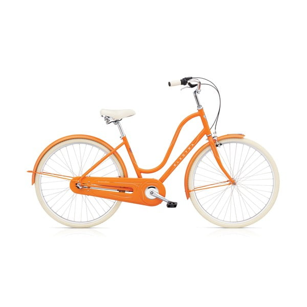 Dámsky bicykel Amsterdam Original 3i Orange