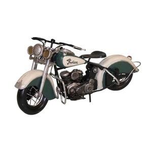 Dekoratívny objekt Antic Line Green Motor