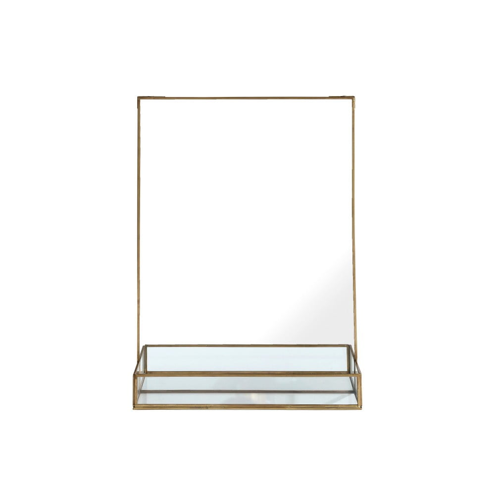 Zrkadlo s poličkou A Simple Mess Stella