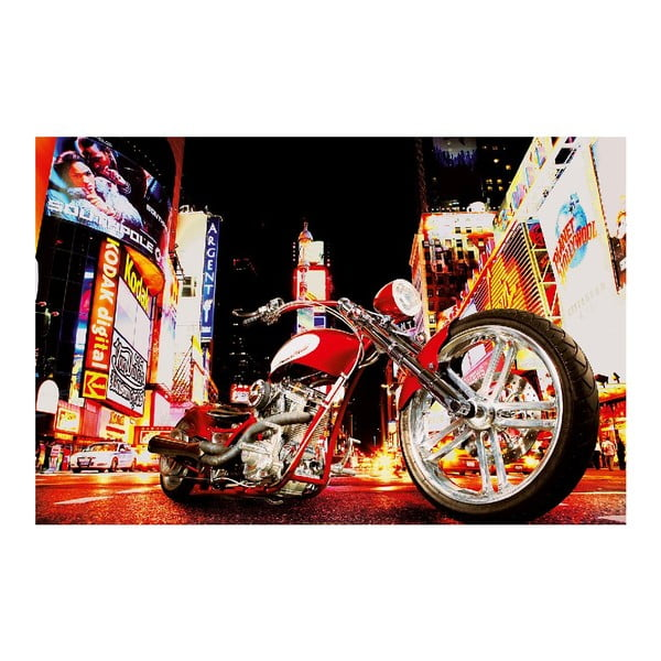 Maxi plagát Midnight Rider, 175x115 cm
