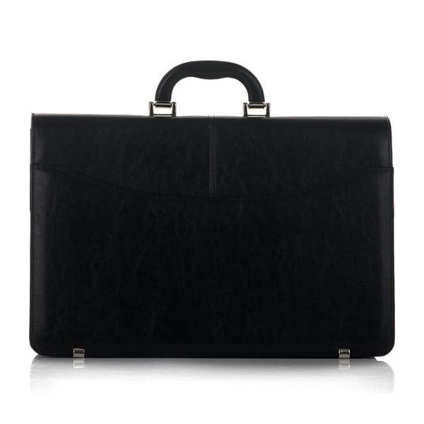 Pánska taška Solier S22, čierna