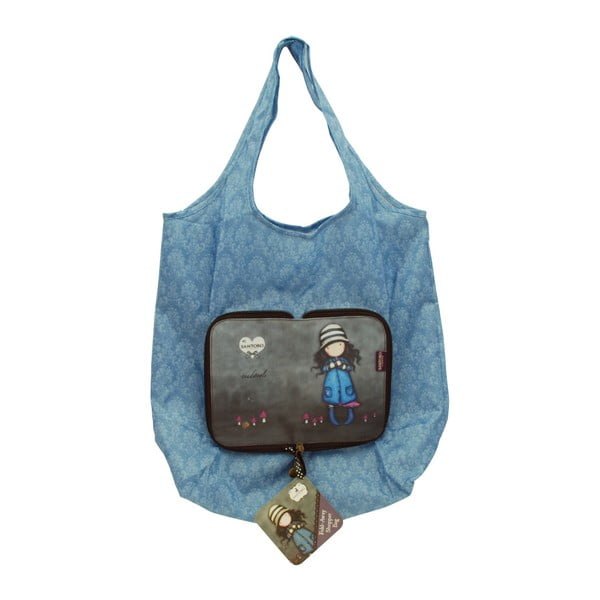 Skladacia nákupná taška Santoro London Toadstools
