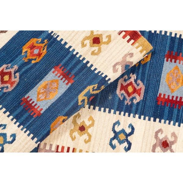 Ručne tkaný koberec Kilim Dalush 605, 250x80 cm