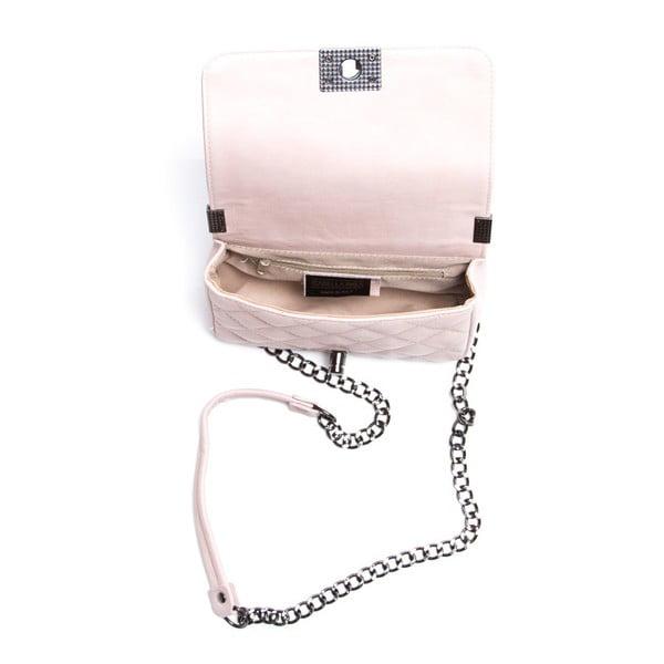 Kožená kabelka Isabella Rhea 2105 Rosa