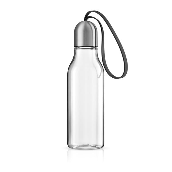 Športová fľaša Eva Solo Black, 0,7l