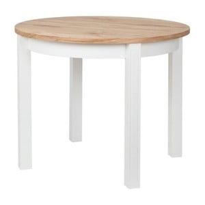 Rozkladací jedálenský stôl Durbas Style Valentino, dĺžkaaž 228 cm