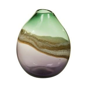 Krištáľová dekoratívna váza Santiago Pons Layt