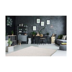 Béžový koberec Obsession My Funky Cream, 80×150 cm