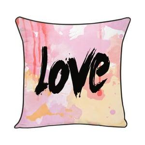 Obliečka na vankúš  Love I,45x45cm