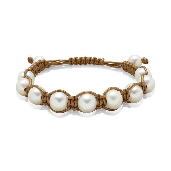 Náramok Pure Pearls Fresh Genuine Dark