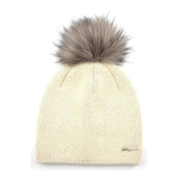 Dámska čiapka Nokla Beige