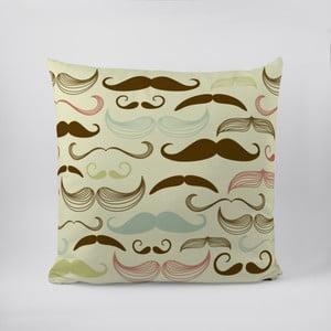 Vankúš Moustache King