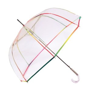 Transparentný dáždnik Neyrat Border