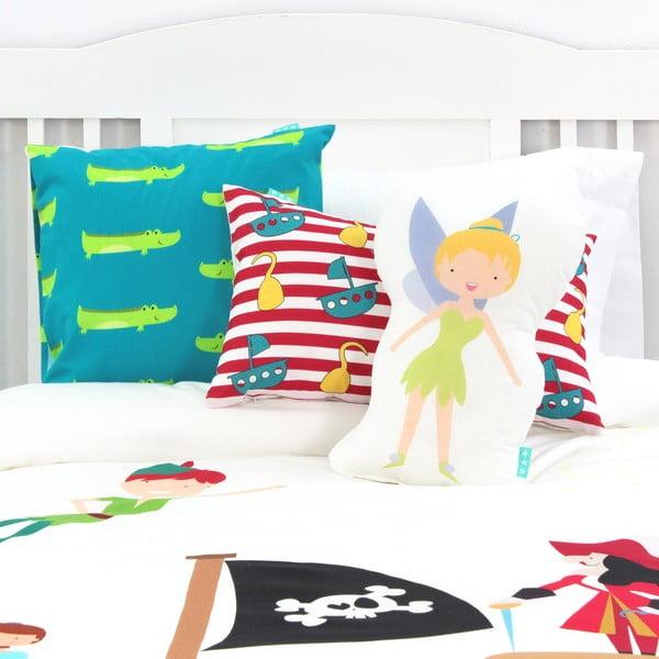 Detské bavlnené obliečky na paplón a vankúš Mr. Fox Peter, 140 × 200 cm