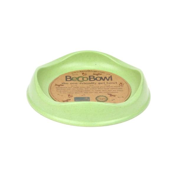 Miska pre mačky Beco Bowl Cat, zelená