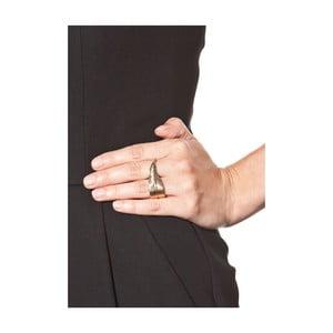 Dámsky prsteň v zlatej farbe NOMA Jennifer