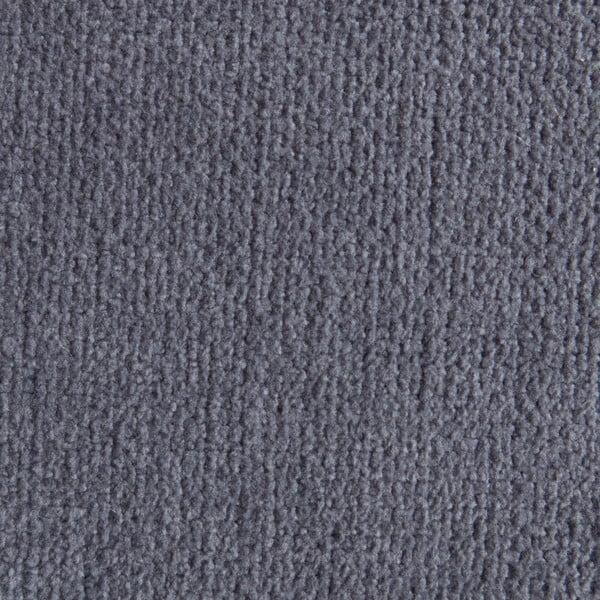 Modrosivý sedací vankúšik s masážnymi loptičkami Linda Vrňáková Bloom, Ø65cm