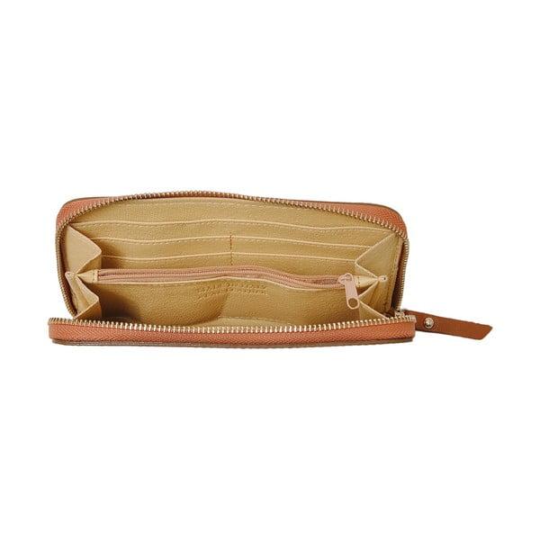Peňaženka z pravej kože Andrea Cardone Cuoio