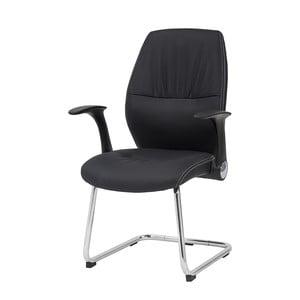 Pracovná stolička Icaro, čierna