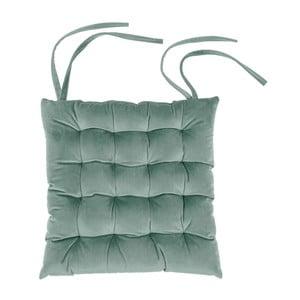 Svetlozelený vankúš na sedenie Tiseco Home Studio Chairy, 37 x 37 cm