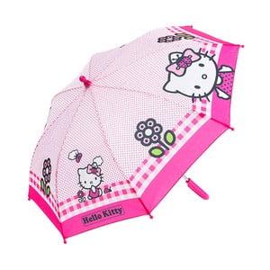 Detský dáždnik Hello Kitty Rose