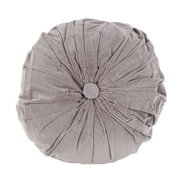 Vankúš Gray Velvet, 42 cm z bistra U Kubistu