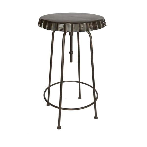 Kovový stôl Antic Line Tabouret Plateua