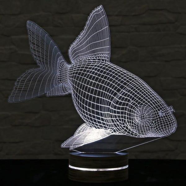 3D stolová lampa Fish Joe