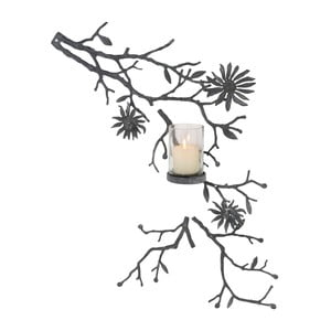 Dekoračný svietnik na stenu Athezza, 4 časti