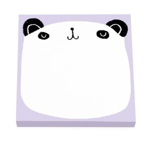 Sada lepiacich papierikov Ohh Deer Cute Panda