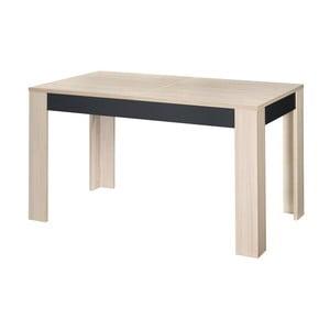 Rozkladací jedálenský stôl v drevenom dekore Szynaka Meble Monez