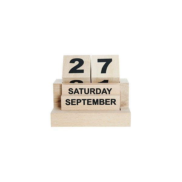 Stolový kalendár Eternity