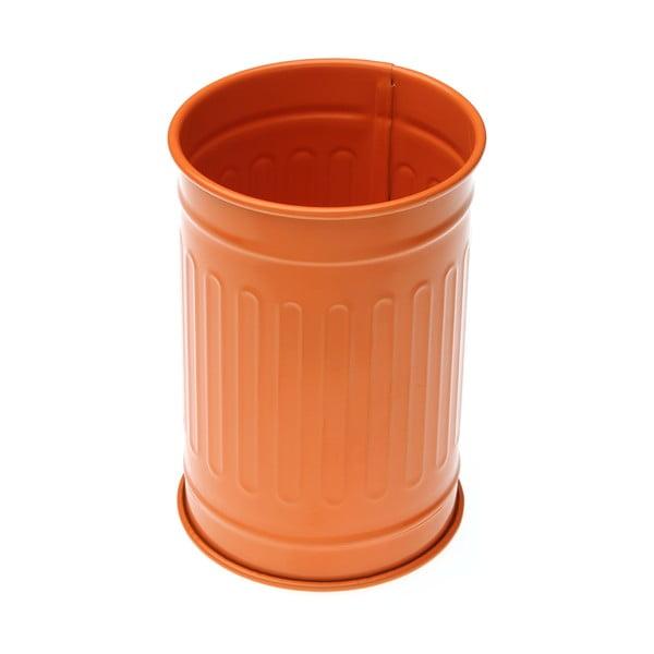 Oranžový stojan na kefky Naranijsa