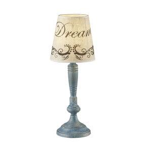 Stolová lampa Anna Turquoise