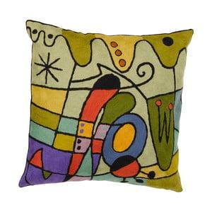 Obliečka na vankúš Miro Carnival Purple, 45x45 cm