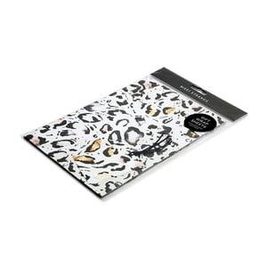 Darčekový baliaci papier GO Stationery Nikky Strange Leopard