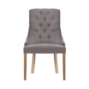 Sivohnedá stolička Jalouse Maison Chiara