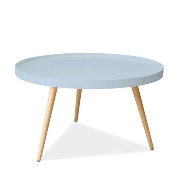 Konferenčný stolík Toni 78 cm, modrý