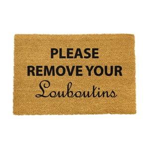 Rohožka Artsy Doormats Your Louboutins, 40 × 60 cm